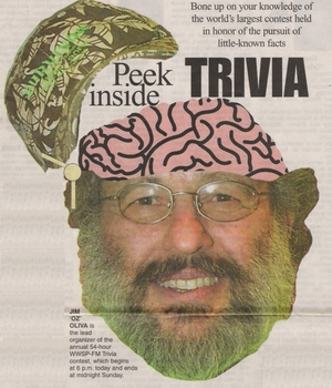 Oz Brain in newspaper 2004